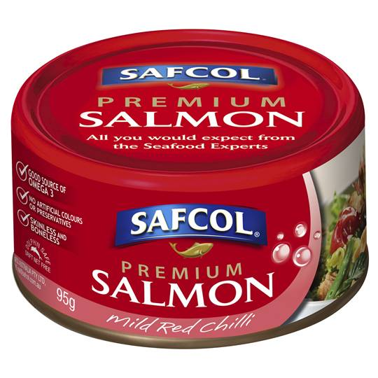 Safcol Salmon Mild Red Chilli