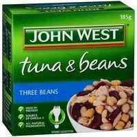 John West Tuna & 3 Beans