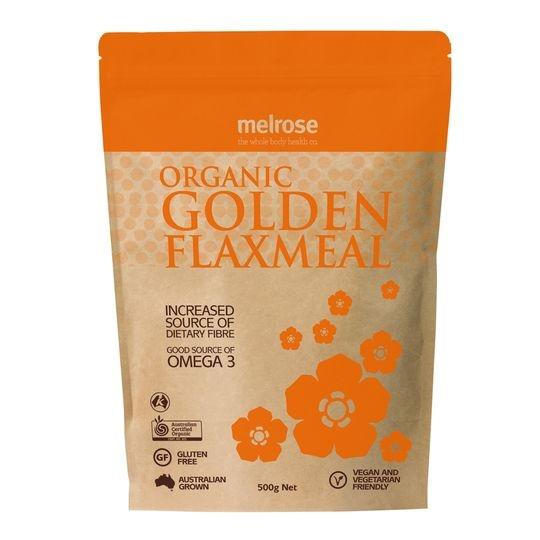Melrose Organic Cereal Golden Flaxmeal