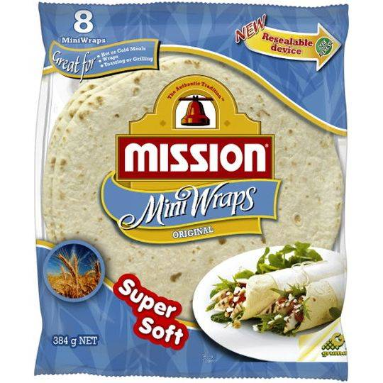 Mission Wraps Mini Original