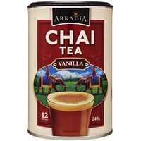 Arkadia Vanilla Chai Tea