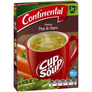 Continental Cup A Soup Hearty Pea & Ham