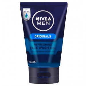 Nivea For Men Face Wash Deep Cleaning