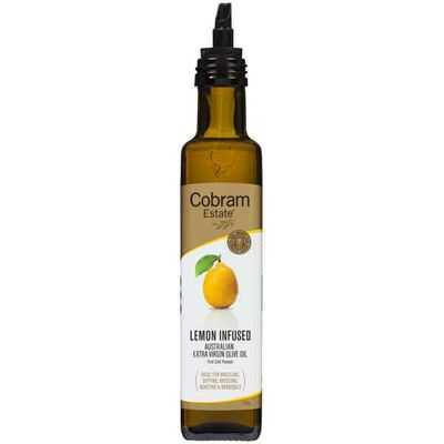 Cobram Estate Olive Oil Lemon Twist