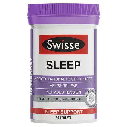 Swisse Ultiboost Sleep Tabs