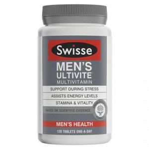 Swisse Men's Ultivite Formula 1 Tablets