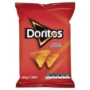Doritos Corn Chips Cheese Supreme