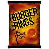 Smiths Chips Burger Rings