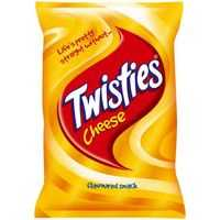 Twisties Single Pack Cheese