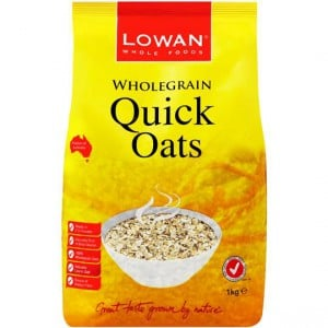 Lowan Quick Whole Grain Oats