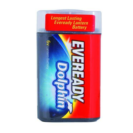 Eveready Dolphin 6v Lantern Batteries