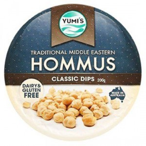 Yumi's Dip Hommus Traditional