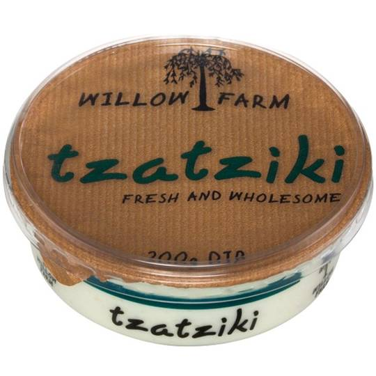 Willow Farm Dip Tzatziki