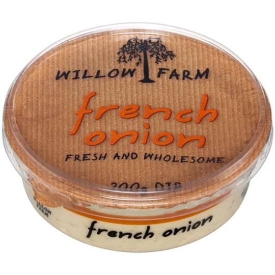 Willow Farm Dip French Onion