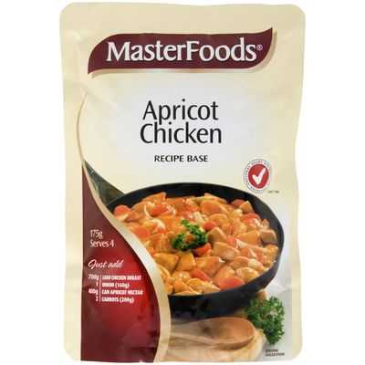 Masterfoods Recipe Base Apricot Chicken