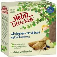 Heinz Little Kids 1-3 Years Wholegrain Apple & Blueberry