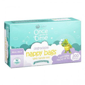 Once Upon A Time Nappy Bags