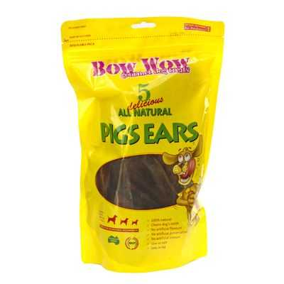 Bow Wow Treat Pigs Ear
