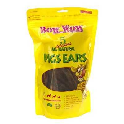 Bow Wow Treat Pigs Ear
