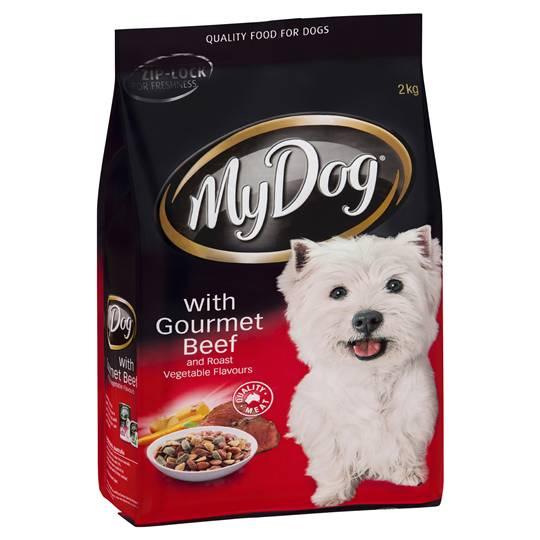 My Dog Adult Dog Food Prime Beef