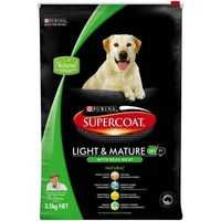 mom104802 reviewed Supercoat Senior Dog Food Light & Mature Healthy Weight