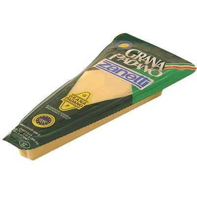 Zanetti Firm Parmesan Cheese Grana Padano