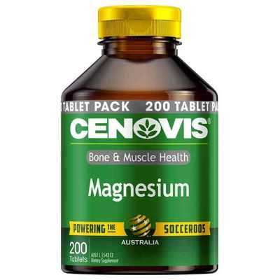 Cenovis Magnesium Value Pack Tablets