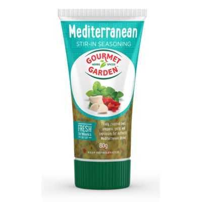 Gourmet Garden Paste Mediterranean