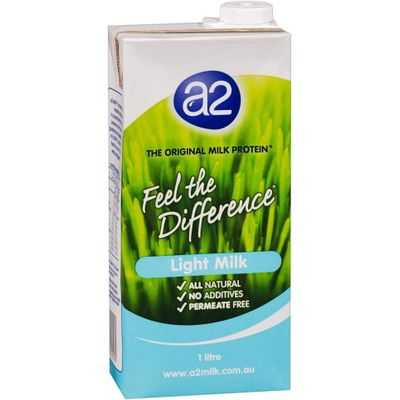 A2 Light Milk