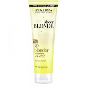 John Frieda Shampoo Sheer Blonde Go Blonder