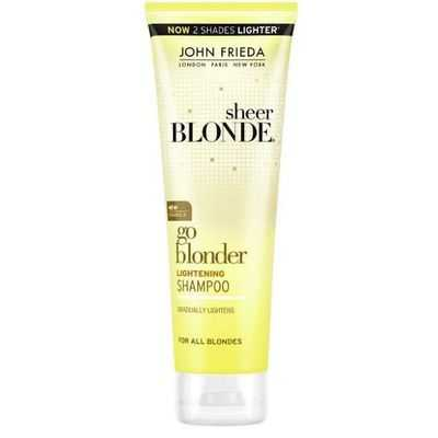 John Frieda Shampoo Sheer Blonde Go Blonder