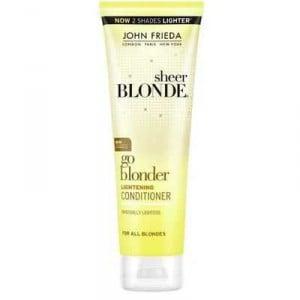 John Frieda Conditioner Sheer Blonde Go Blonder