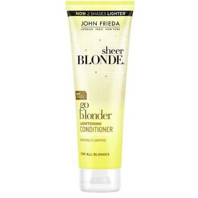 John Frieda Conditioner Sheer Blonde Go Blonder