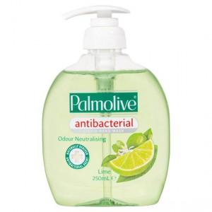 Palmolive Handwash Antibacterial Lime Pump