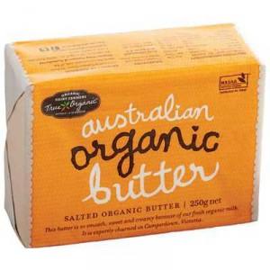 True Organics Salted Butter