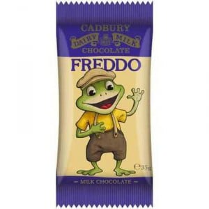 Cadbury Dairy Milk Giant Freddo Frog Milk Chocolate