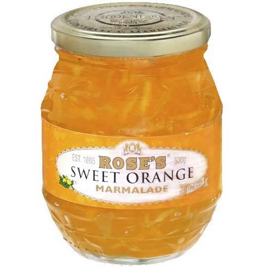 Roses Marmalade Sweet Orange