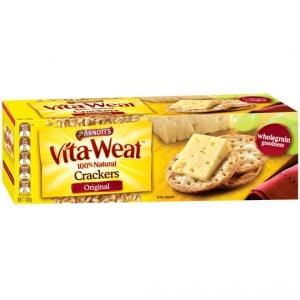 Arnott's Vita-weat Cracker Original