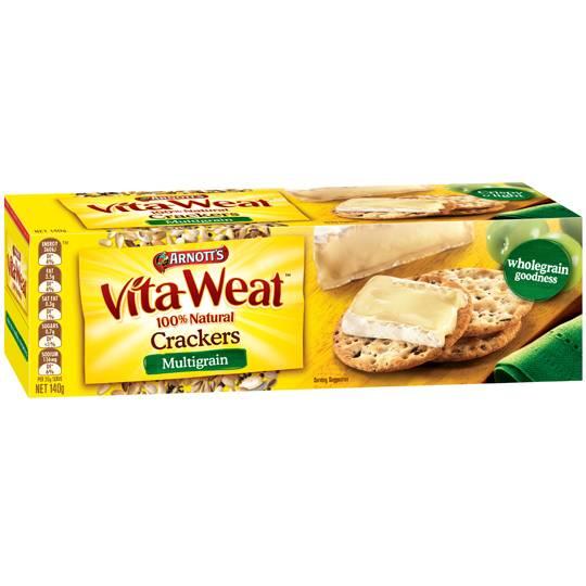 Arnott's Vita-weat Cracker Multigrain