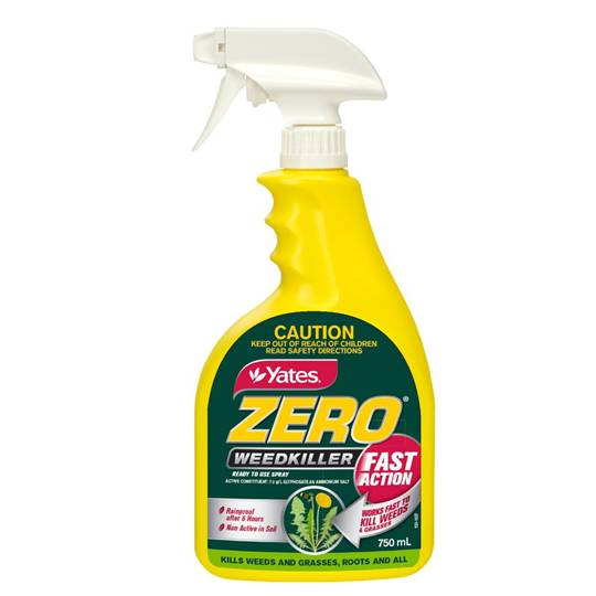Yates Zero Rapid Garden Weed Killer