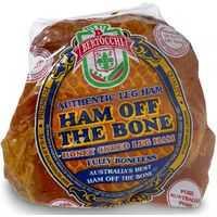 Bertocchi Authentic Leg Ham Honey Cured