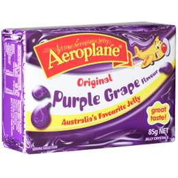 Aeroplane Jelly Original Pure Grape