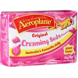 Aeroplane Jelly Creaming Soda