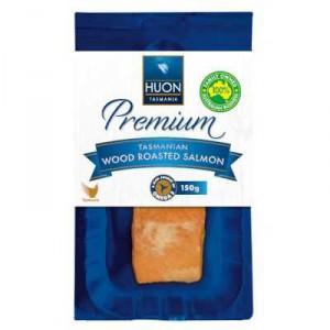 Huon Tasmanian Smoked Salmon Wood Roasted