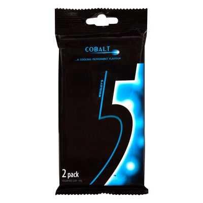 Wrigley's 5 Sugarfree Gum Cobalt