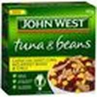 John West Tuna Beans Capsicum Corn & Chilli