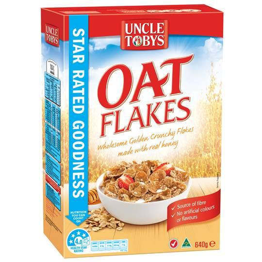 Uncle Tobys Oat Flakes Original