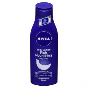 Nivea Body Moisturiser Rich Nourishing Body Lotion