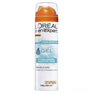 L'oreal Men Expert Shave Gel Hydra Sensitive