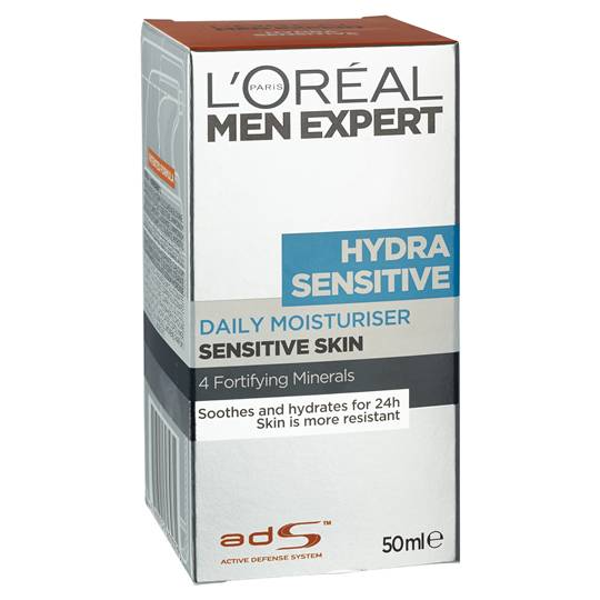 L'oreal Face Care Men Expert 24hr Moisturising